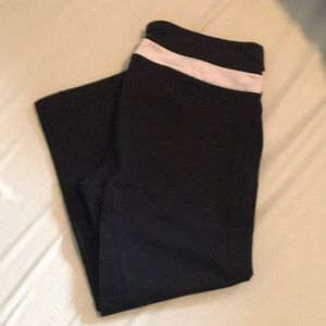 Forever 21: Cropped Yoga Pants